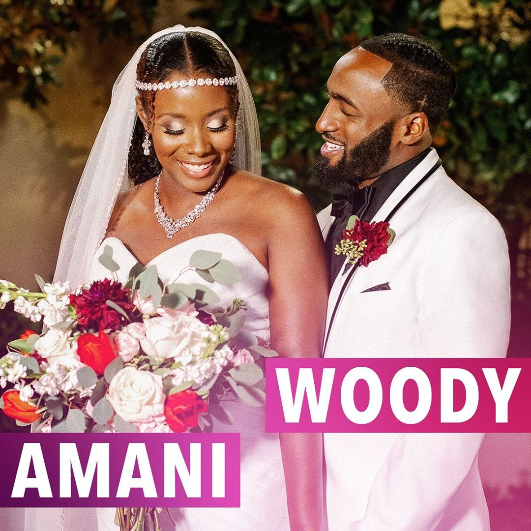 ¿Siguen juntos Amani y Woody de Matrimonio a primera vista? 1