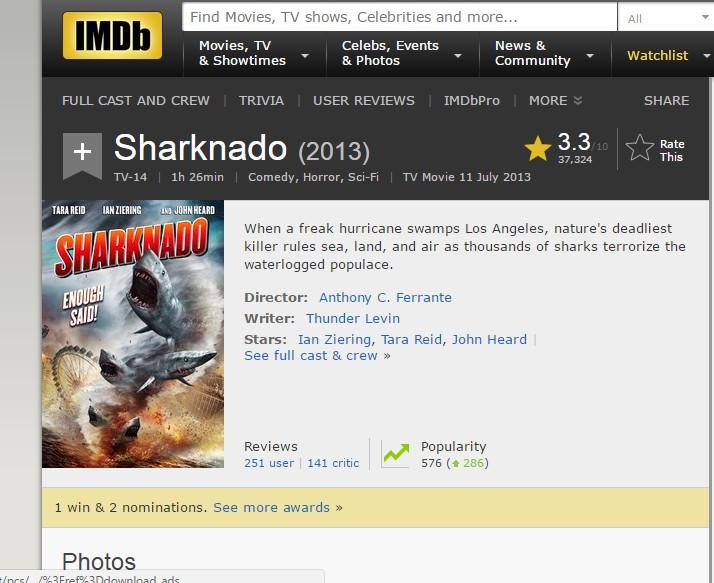 IMDb vs Rotten Tomatoes: ¿en qué calificaciones debería confiar? 5