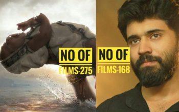 Las 15 principales industrias cinematográficas de la India por número de películas producidas 107