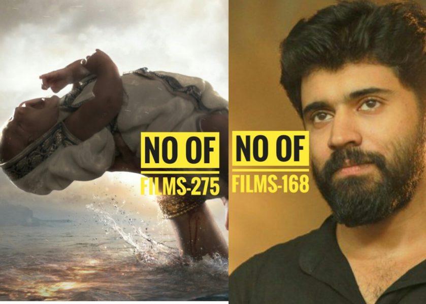 Las 15 principales industrias cinematográficas de la India por número de películas producidas 1