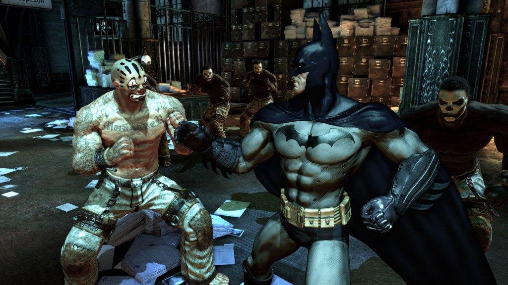 Todos los juegos de Batman Arkham, clasificados 3