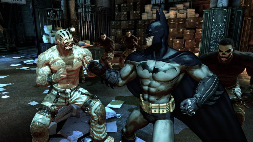 Todos los juegos de Batman Arkham, clasificados 1