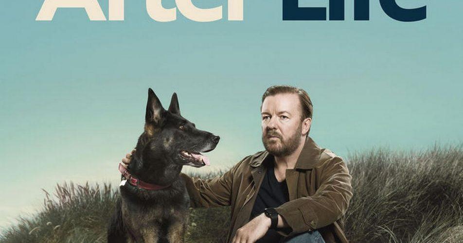 Todas las próximas películas y programas de televisión de Ricky Gervais 1