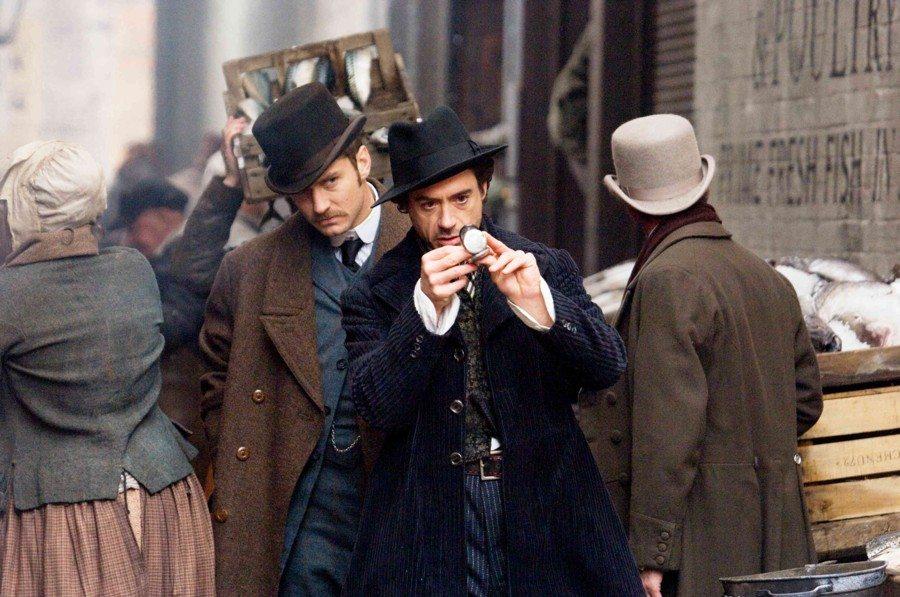 Los 6 mejores detectives de películas de todos los tiempos 2