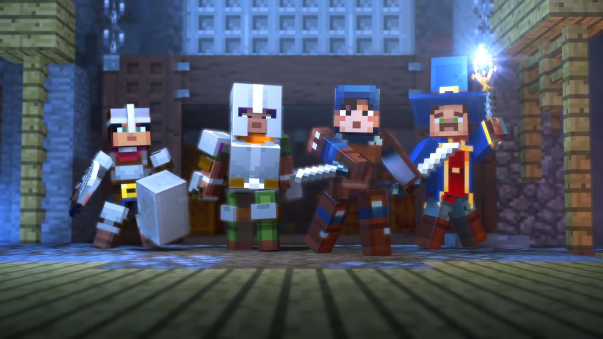 Minecraft Dungeons: todo lo que sabemos 1