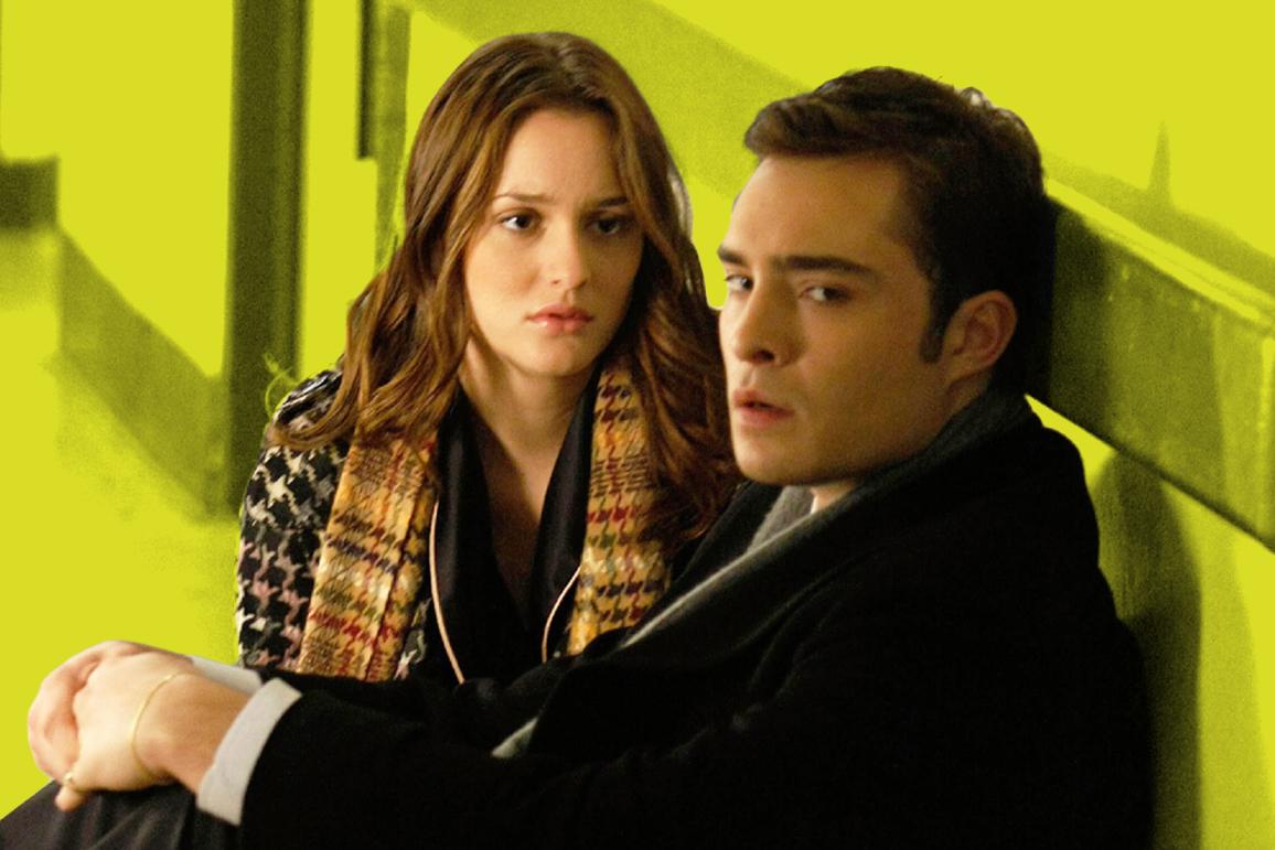 ¿Chuck y Blair terminan juntos en Gossip Girl? 2