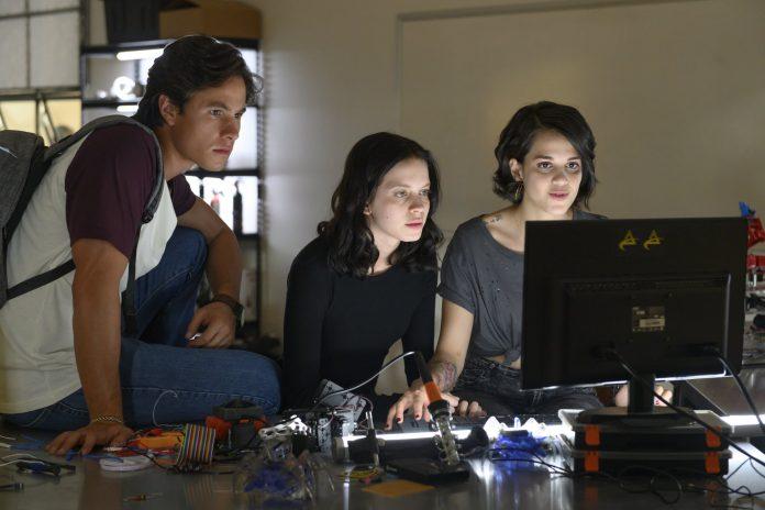 ¿Habrá una temporada 2 de Control Z? 1