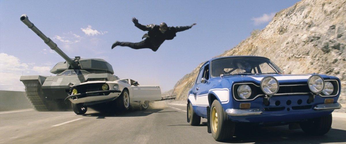 Todas las películas de Fast and Furious, clasificadas de peor a mejor 7