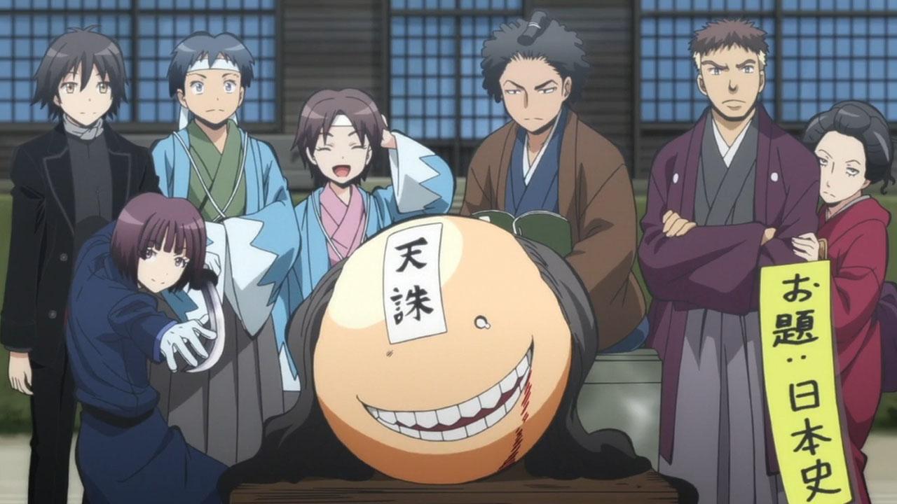 Resultado de imagen para ansatsu kyoushitsu