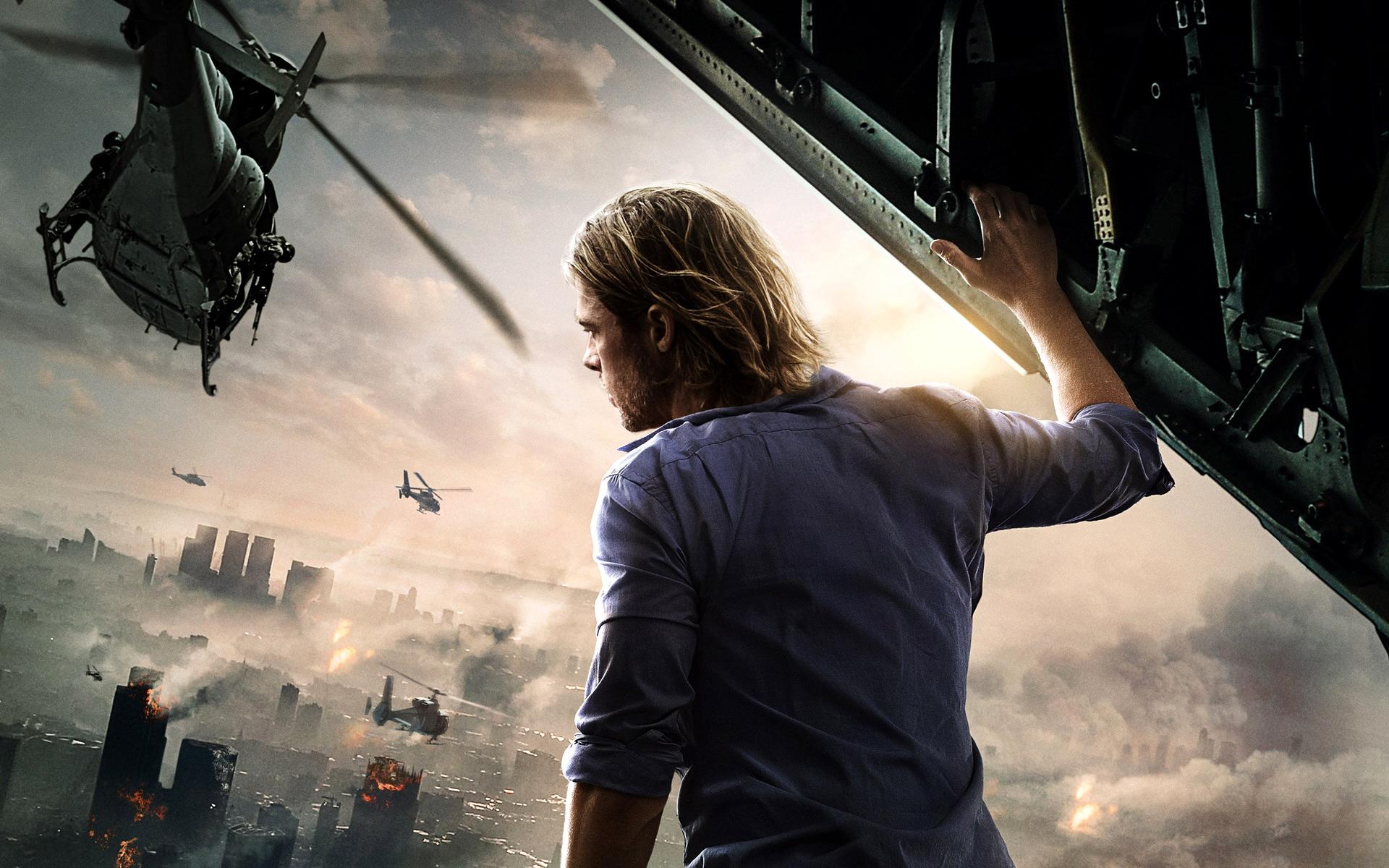 ¿Está sucediendo la secuela de la Guerra Mundial Z o está cancelada? 1