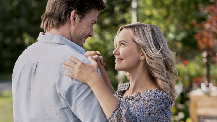 ¿La naturaleza del amor de Hallmark se basa en una historia real? 1