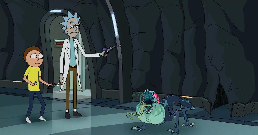 Revisión: estreno de la temporada 4 de Rick y Morty 2