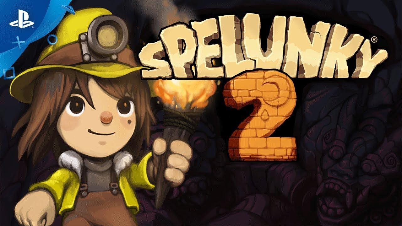 Spelunky 2: Todo lo que sabemos 1