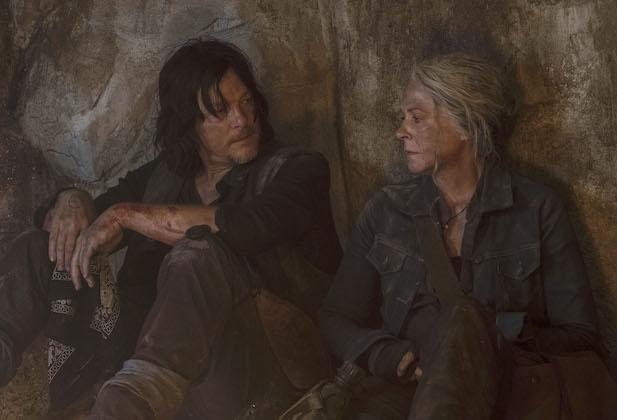 Vista previa: The Walking Dead T10 E15 1