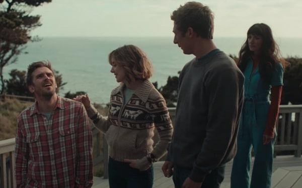 ¿Dónde se filmó el alquiler? ¿Dónde está ubicada la casa de playa? 1