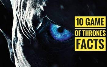 10 hechos de 'Game of Thrones' que no sabías 16
