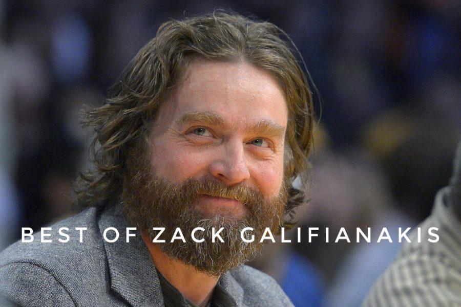 12 mejores películas y programas de televisión de Zach Galifianakis 1
