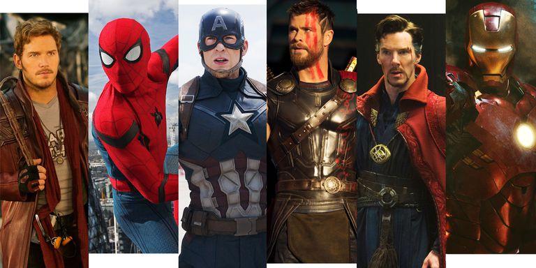 12 hechos sobre el universo cinematográfico de Marvel que no sabías 1