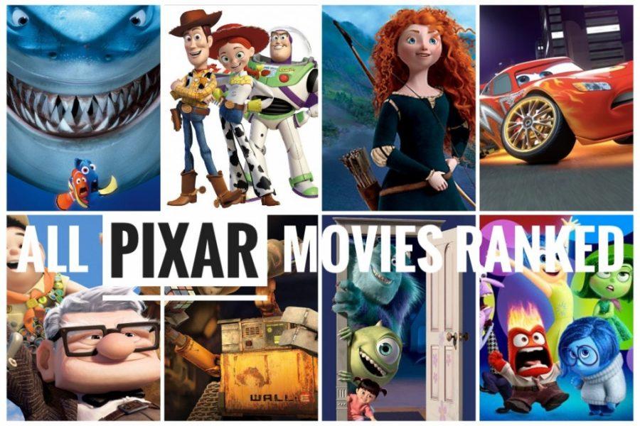 Mejores películas de Pixar | Lista de todas las películas de Pixar, clasificadas 1