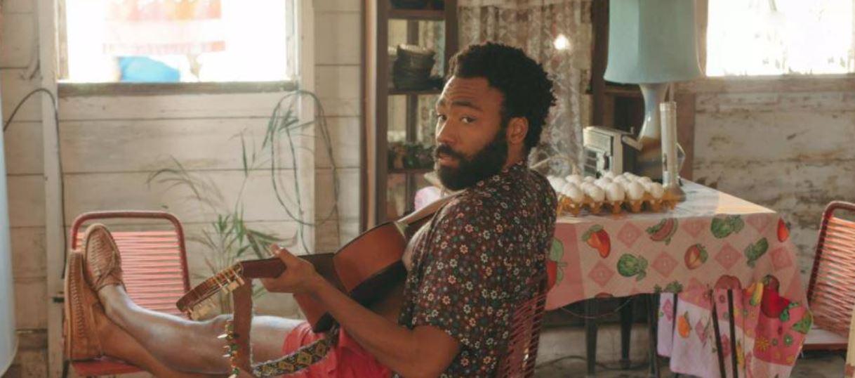 Mira a Donald Glover, Music & Love en 'Guava Island' entre bastidores 1
