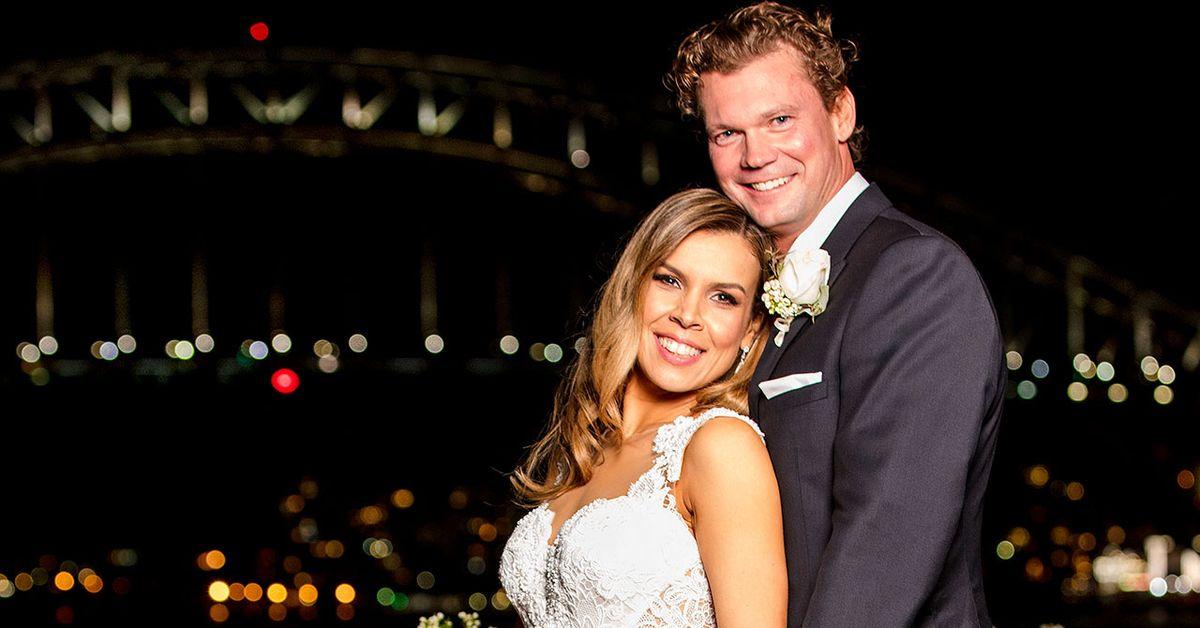¿Carly Bowyer y Justin Fischer siguen juntos? ¿Dónde está la pareja MAFS ahora? 1