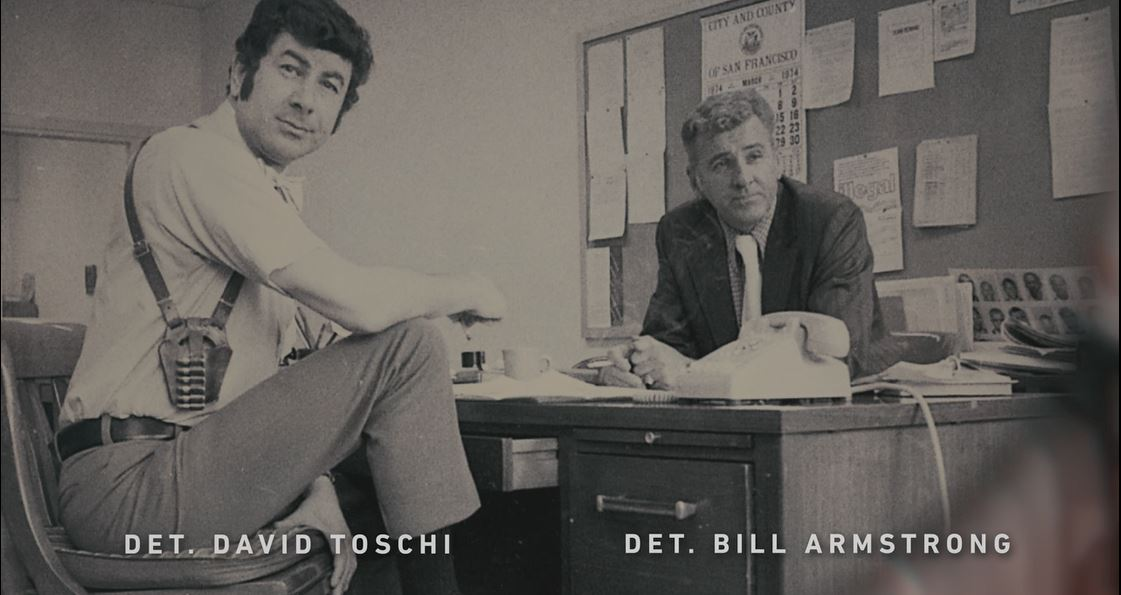 ¿Dónde está David Toschi ahora? ¿Esta el vivo? 2