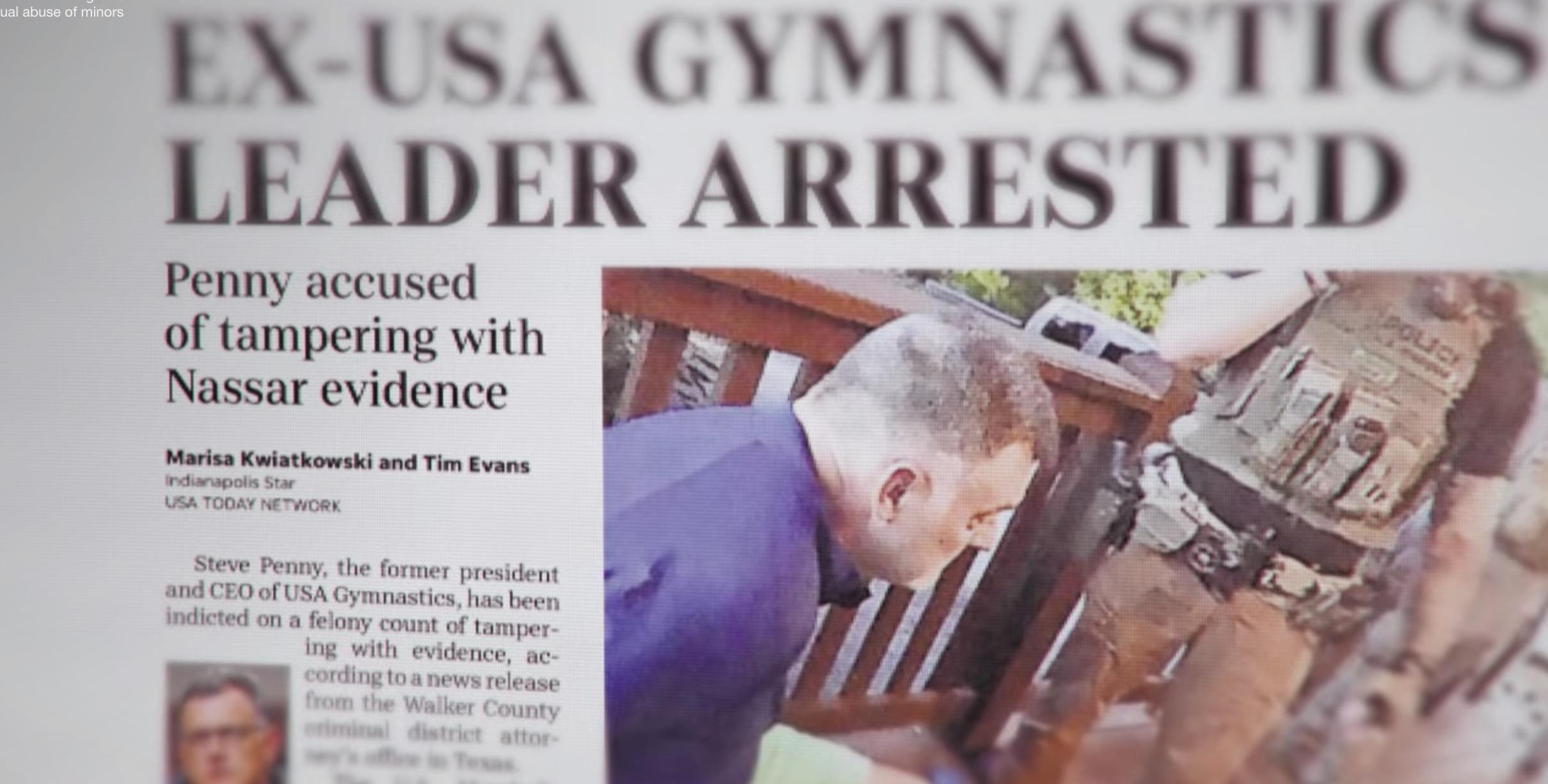 ¿Dónde está el CEO de USA Gymnastics hoy? Actualizar 2