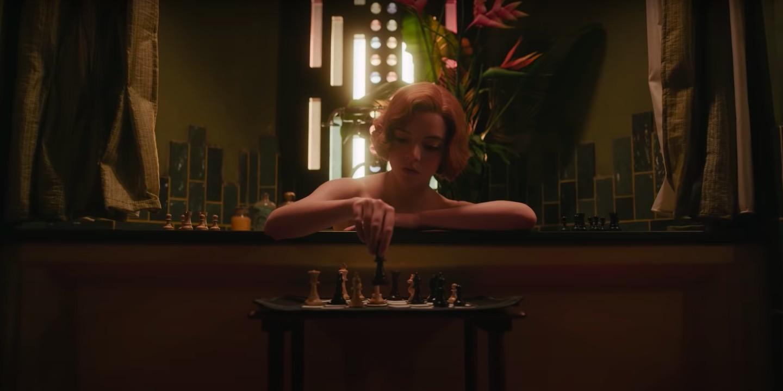 ¿Es el gambito de la reina una historia real? ¿Beth Harmon se basa en un jugador de ajedrez real? 1