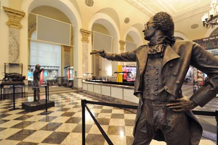 ¿Por qué Alexander Hamilton se batió en duelo con Aaron Burr? 2