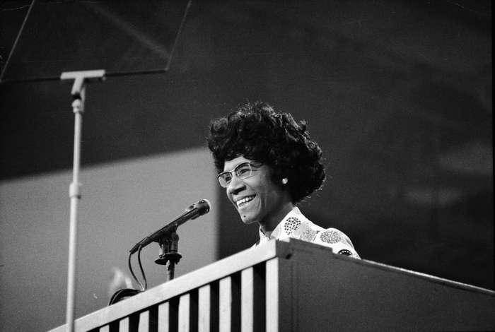 ¿Quién era Shirley Chisholm? ¿Ella se postuló para presidente? ¿Quién era su esposo? 1