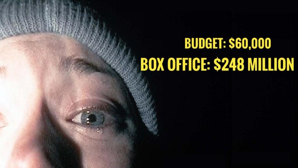 10 películas de bajo presupuesto que generaron millones de beneficios 1