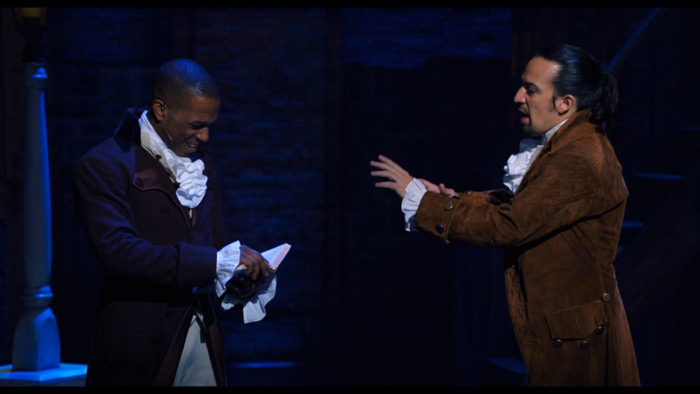 ¿Por qué Alexander Hamilton se batió en duelo con Aaron Burr? 1