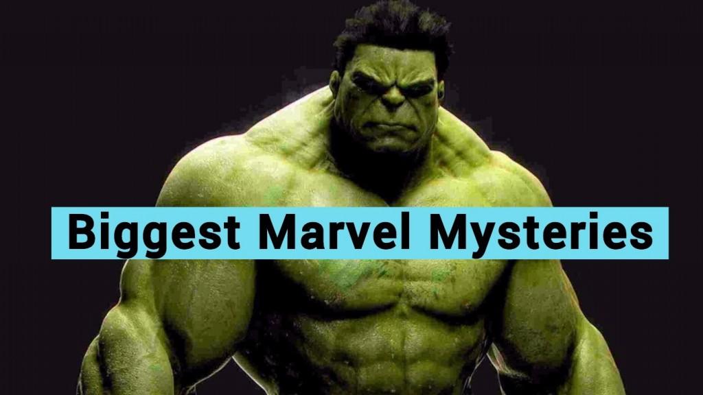12 preguntas de Marvel a las que necesitamos respuestas 1