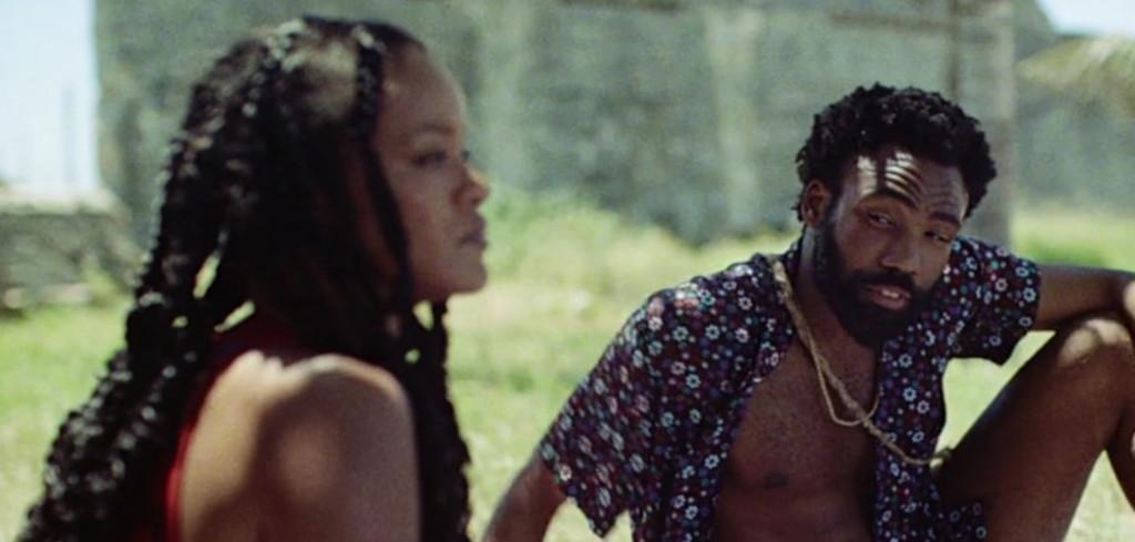 Donald Glover y Rihanna Nueva película: Revisión de Guava Island 1