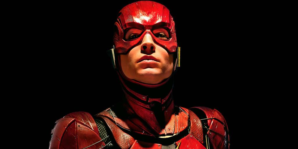 Ezra Miller escribe el guión de 'The Flash' para quedarse como estrella 1