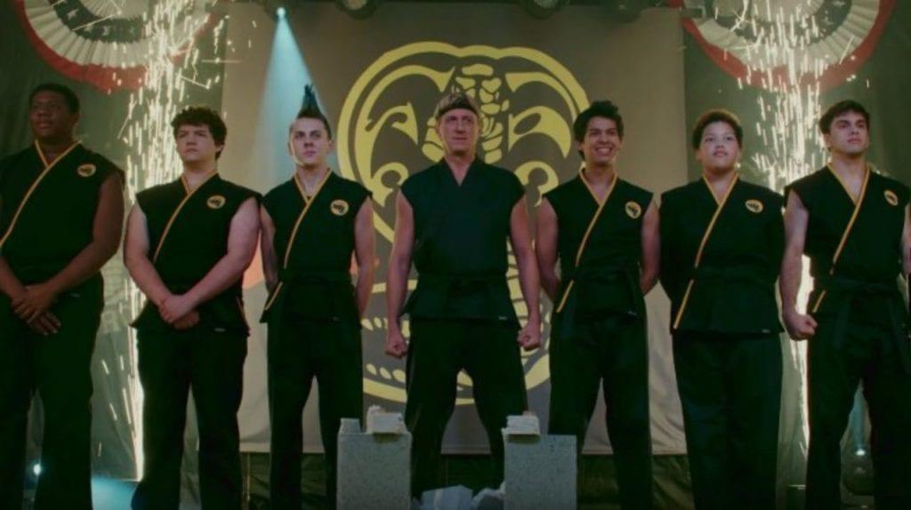 Fecha de estreno de la temporada 2 de 'Cobra Kai' 2