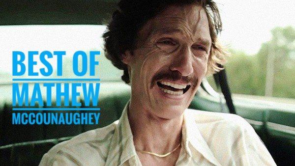 Películas de Matthew McConaughey | 10 mejores películas y programas de televisión 1