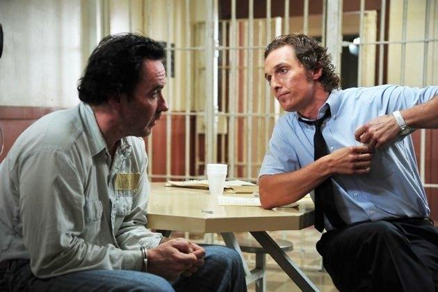 Películas de Matthew McConaughey | 10 mejores películas y programas de televisión 2