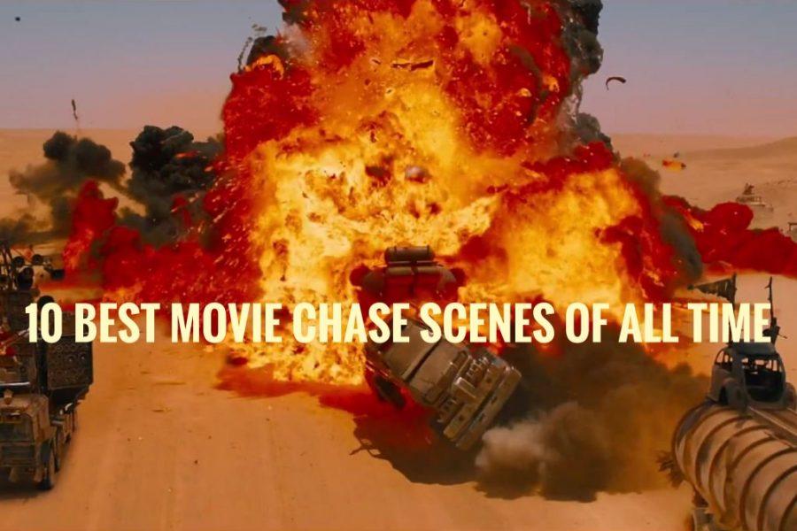 Películas de persecución de coches | 10 mejores persecuciones en películas 1
