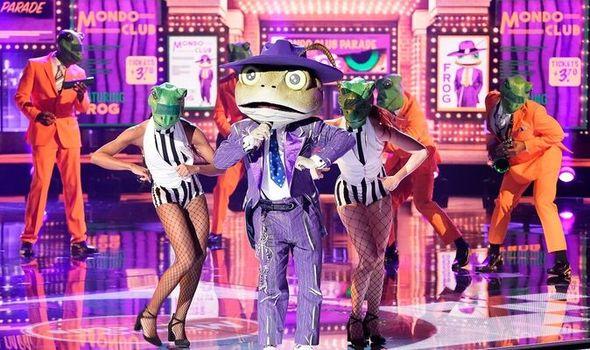 Rana en The Masked Singer Finale Pistas, Spoilers, Conjeturas 1