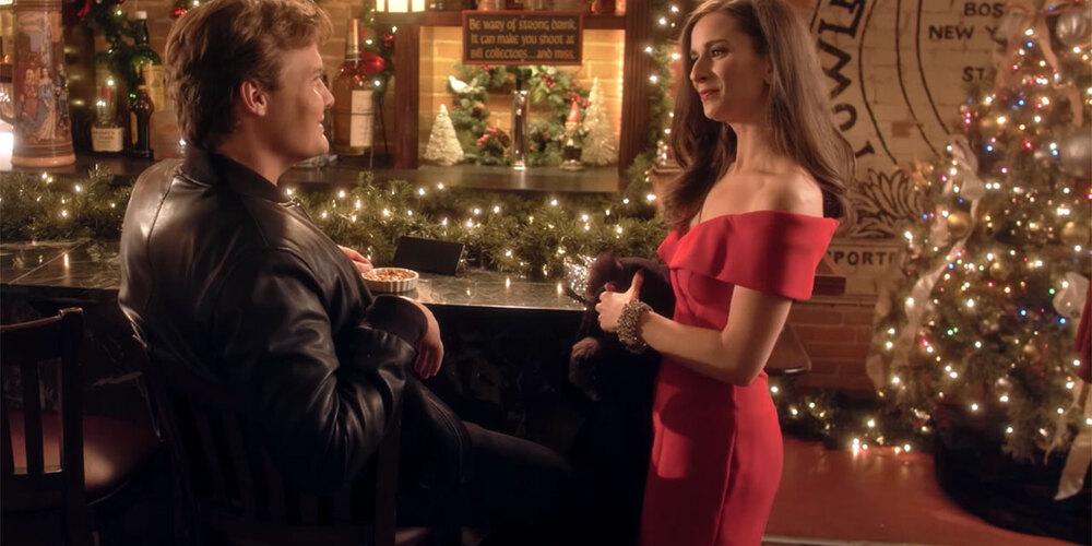 ¿Dónde se filmó un anillo para Navidad? Detalles del reparto de Hallmark 1
