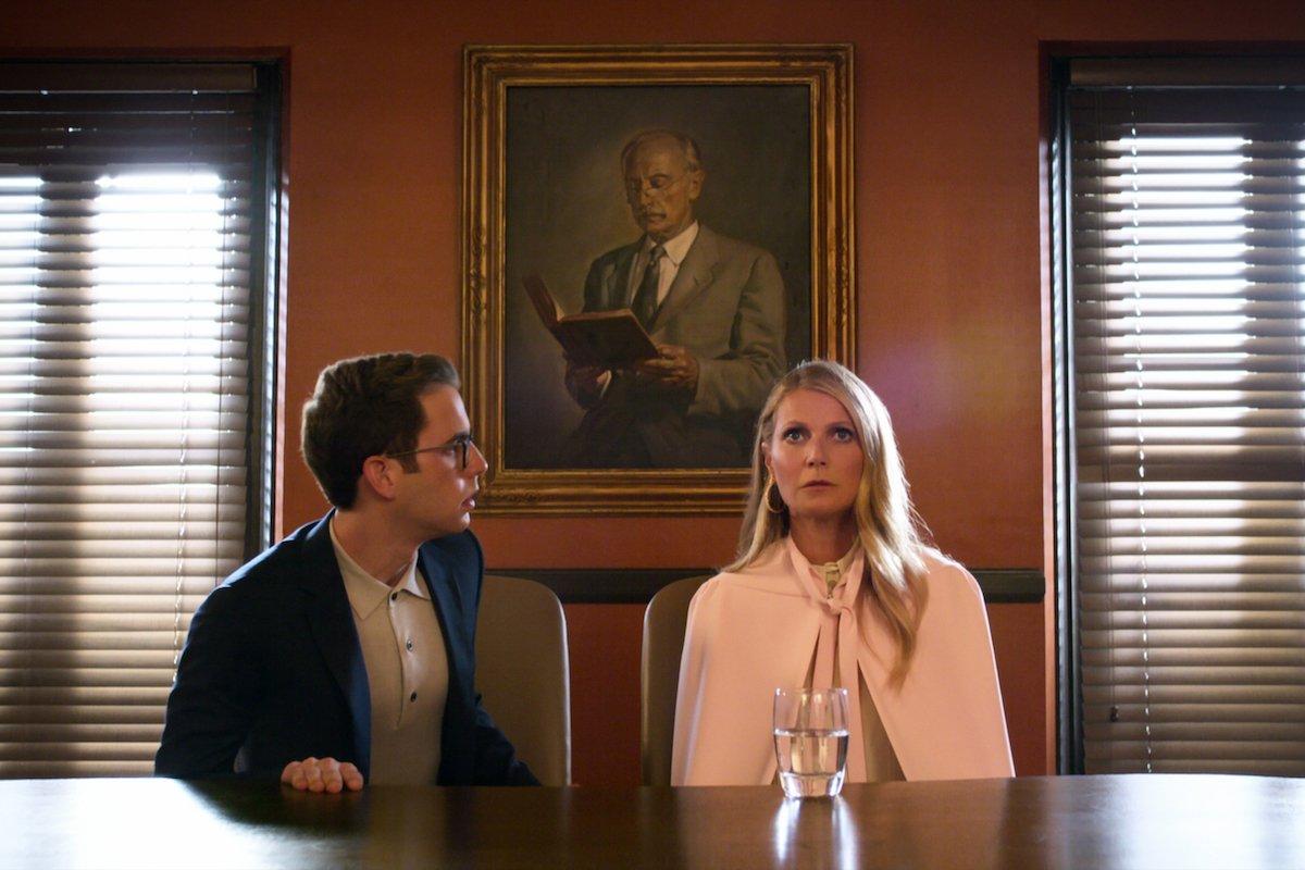 ¿Es el político una historia real? ¿Son Payton Hobart e Infinity Jackson personas reales? 1