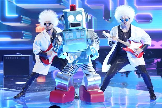 ¿Quién era Robot en la tercera temporada de The Masked Singer? ¿Fue Lil Wayne? 1