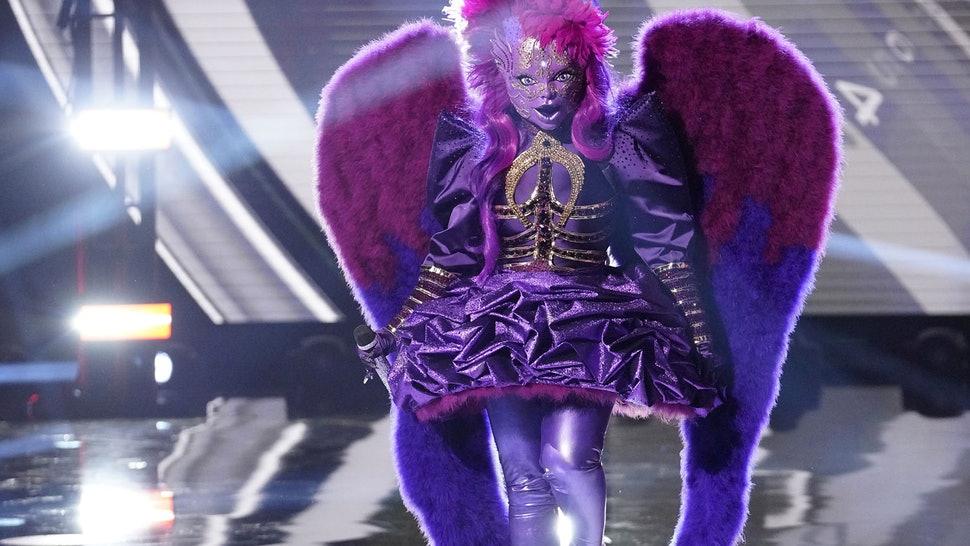 ¿Quién es Night Angel en The Masked Singer? Nuevas pistas y conjeturas 1