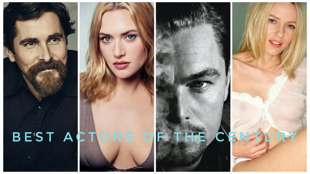 10 mejores actores de Hollywood del siglo XXI 1