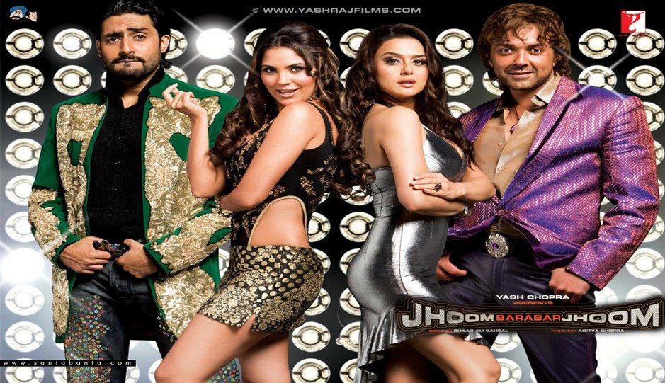 15 películas de Bollywood fracasadas con buena música 5