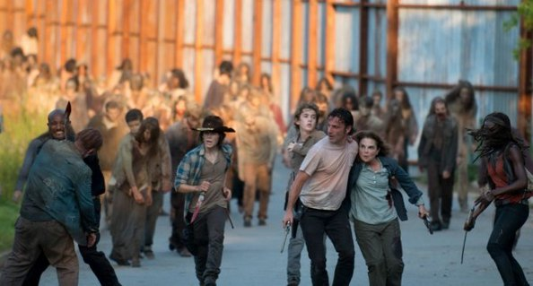 'The Walking Dead Temporada 6' 6