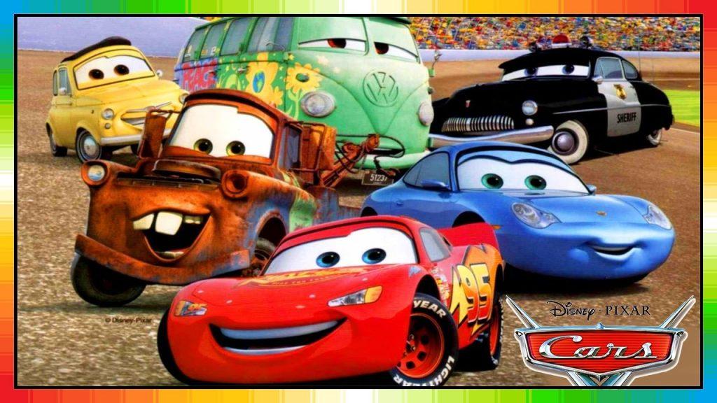 Todas las películas de Pixar en la lista de Disney Plus (noviembre de 2019) 7