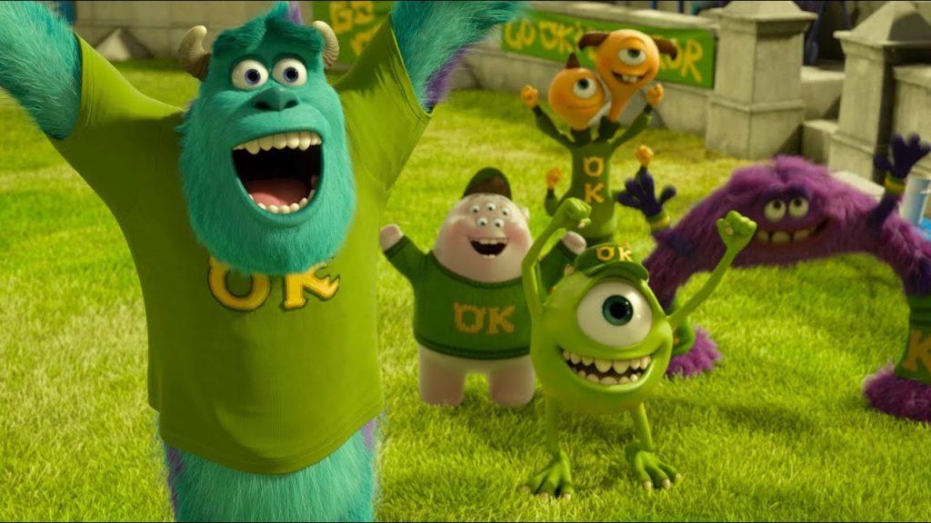 Todas las películas de Pixar en la lista de Disney Plus (noviembre de 2019) 5