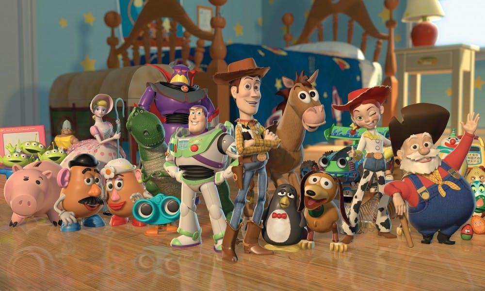 Todas las películas de Pixar en la lista de Disney Plus (noviembre de 2019) 15